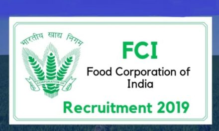 FCI recruitment 2019: Apply for general manager posts, salary up to Rs 2.6 lakh