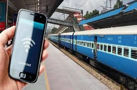 Railways To Provide WiFi At More Than 2000 Stations