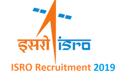 ISRO Recruitment 2019: Salary, Important Dates – Check Here