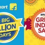 Amazon, Flipkart Festive Sale: Dates Announced