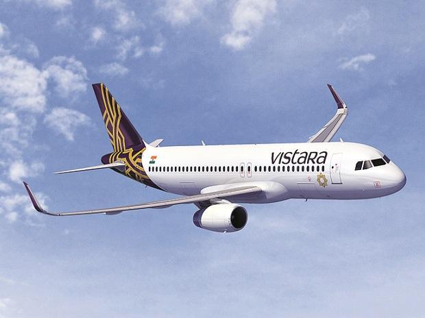 Vistara flight offers