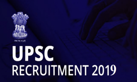 UPSC Recruitment 2019: Vacancies, Here's How To Apply