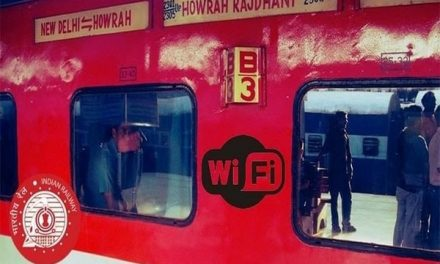 Trains To Get Onboard WiFi Service: Indian Railways