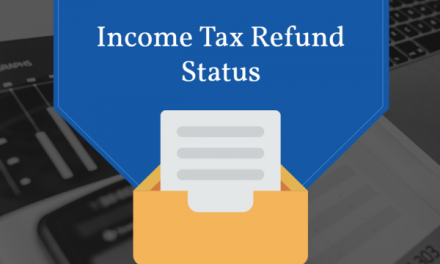 Check Status Of Your Income Tax Refund: 10 Points