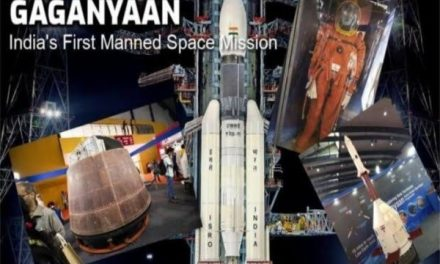 Mission Gaganyaan By ISRO: India's First Manned Mission To Space