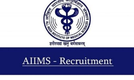 AIIMS Recruitment 2019: How To Apply & Other Details