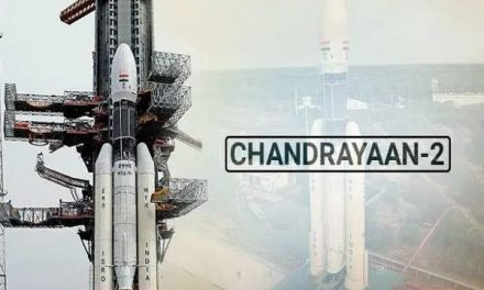 Chandrayaan-2 Sends Pictures Of Moon's Surface Including Craters