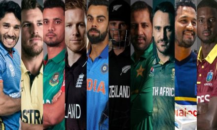 Top 10 Teams With Most Sixes In ODI Cricket