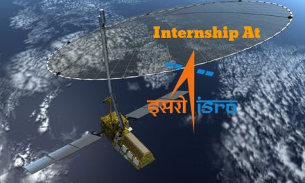 ISRO Apprenticeship 2020: Internship At ISRO Centres