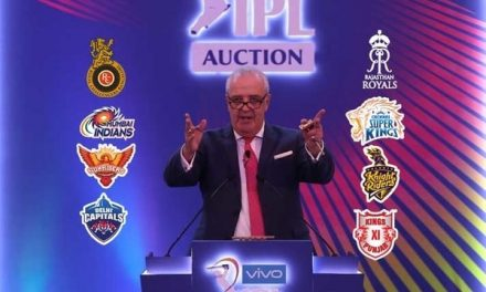 IPL 2020 : Complete List Of Sold Players