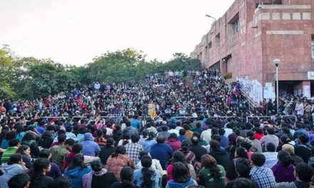 JNU violence: Masked Mob Attacks JNU; Around 24 Including Students, Teachers Injured