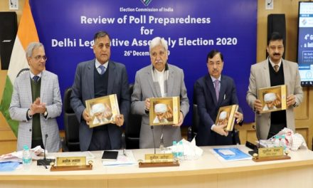 Delhi Election 2020: EC Announces Election Dates