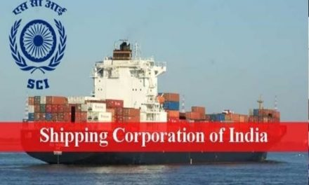 Shipping Corporation of India (SCI) Recruitment 2020