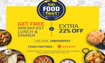 FabHotels: Fab Food Fest: How To Redeem