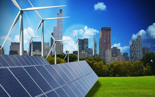 450GW Renewable Energy Target Of India By 2030