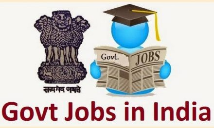 All India Upcoming Central Government Jobs 2020