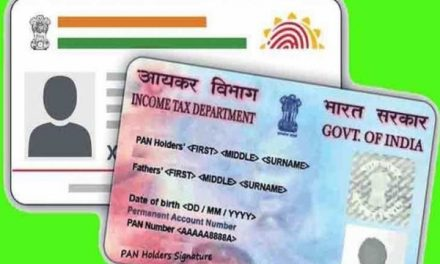 PAN- Aadhar link news: PAN to become inoperative after 31 March if not linked with Aadhaar