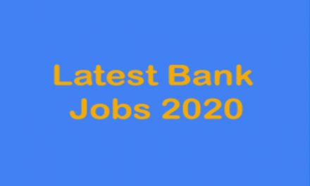 Bank Job 2020: Latest Government Bank Jobs Notification