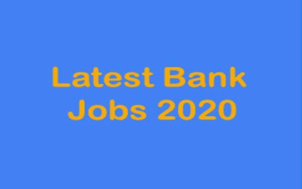Bank Job 2020: Latest Government Bank Jobs Notification