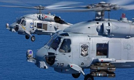 Fourth Generation MH-60 Romeo Seahawk Helicopter: USA India Deal