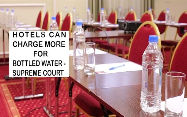 Ever Charged Above MRP In Hotels? Supreme Court Rule