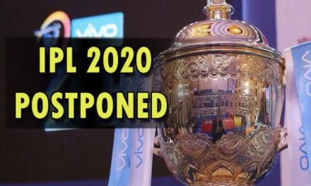 IPL 2020 postponed till April 15: Coronavirus concerns