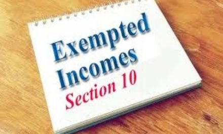 Number of Exempted Incomes Under the New Income Tax regime