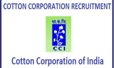 Cotton Corporation of India Recruitment 2020: Apply for 75 Posts.