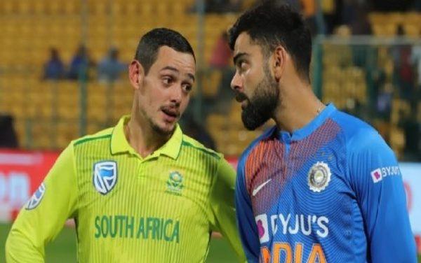 India vs South Africa ODI series called off due to coronavirus threat