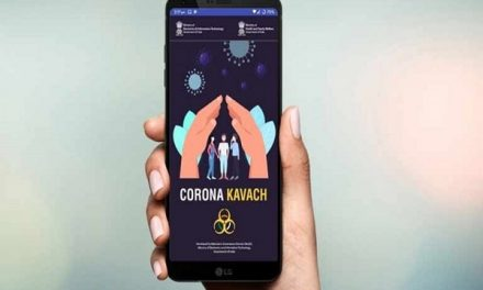 Government launches location-based COVID-19 tracking app
