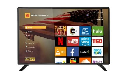 Kodak launches India's lowest-priced Android TV range