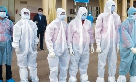 Indian Navy develops low-cost personal protective gear to help coronavirus fighters