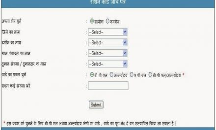 How to apply for a Ration Card Online? Also, check Ration E-coupon Status