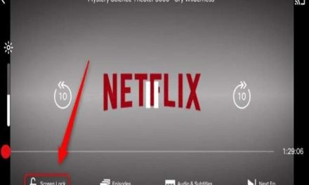 Netflix adds screen lock feature on its Android app