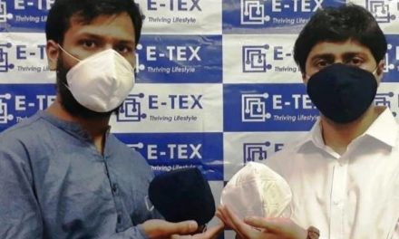 IIT-Delhi Startup Develops Indigenous Face Mask Called Kawach and it Costs Only Rs 45