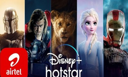Airtel launches Rs 401 prepaid pack with free Disney+ Hotstar VIP subscription