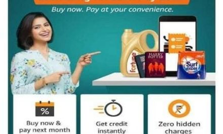 Amazon India now offers instant credit to users with Pay Later service