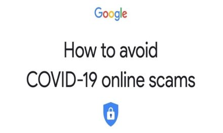Google launches Webpage to Help you Avoid COVID-19 Related Online Scams