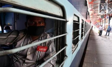 Indian Railways starts first special train for migrant workers from Hyderabad to Jharkhand