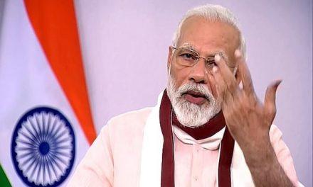 PM Modi announces Rs 20 lakh crore special economic package