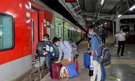 Railway is planning more special trains: waiting lists for special trains from May 22