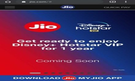 Jio to Offer 1 Year of Free Disney+ Hotstar VIP subscription for Its Customers