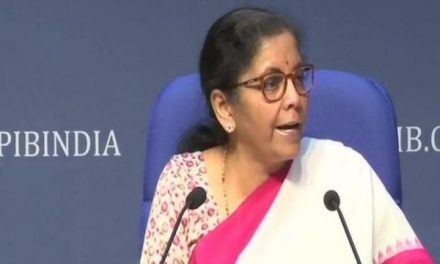 FM Nirmala Sitharaman weighs extension of tax cut-off for corporate sector