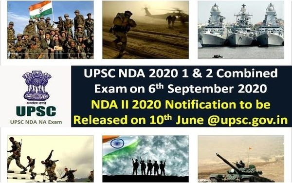 UPSC NDA-2 2020 registration to begin, check eligibility and important dates