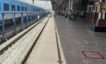 Train services suspended at Delhi's Anand Vihar station: check the details