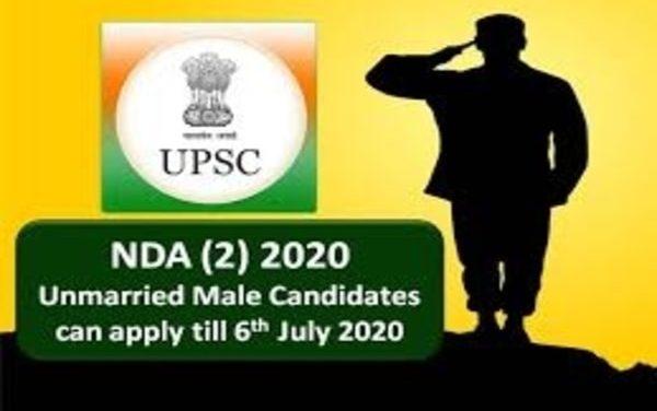 UPSC NDA II 2020 registration begins, check details here