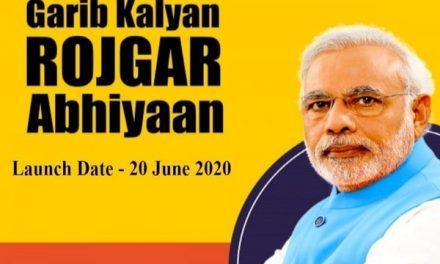 Rs 50,000 crore, PM Modi launches mega Garib Kalyan Rojgar Abhiyaan