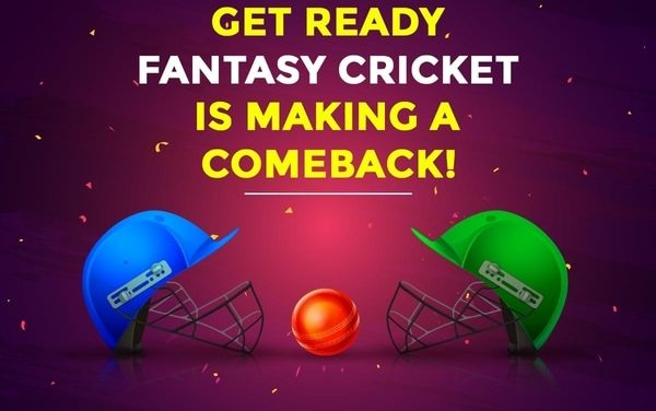 Get Ready Fantasy Cricket is Making a Comeback!