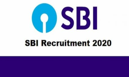SBI Recruitment 2020: Application process for 3850 Circle based Officer vacancies begins today