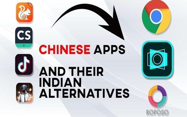 Here are alternatives to 59 banned Chinese apps on Android, iOS you can safely use